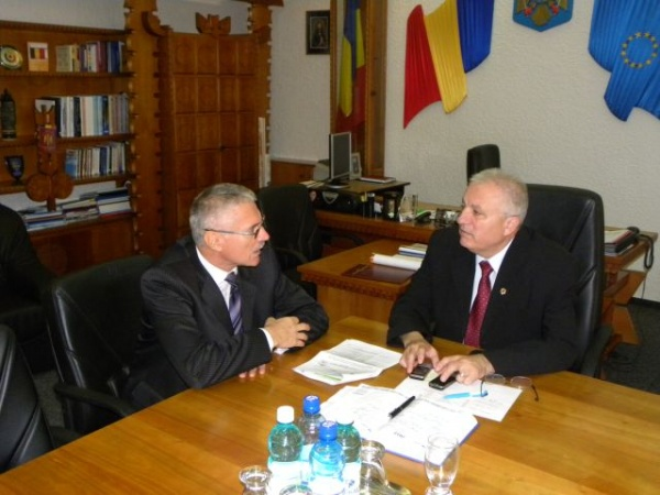 Satu Mare ar putea găzdui întâlnirea de lucru dintre miniştrii Transporturilor din România şi Ungaria