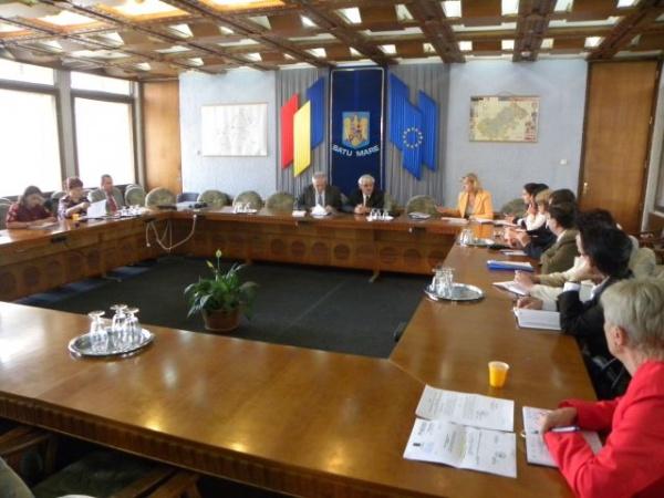 Integrarea socială a copiilor şi tinerilor străzii sprijinită de Prefectură