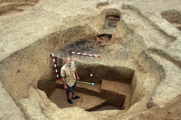 Autostrada dacilor: Arheologii au descoperit cea mai veche aşezare dacică din nord-vestul României
