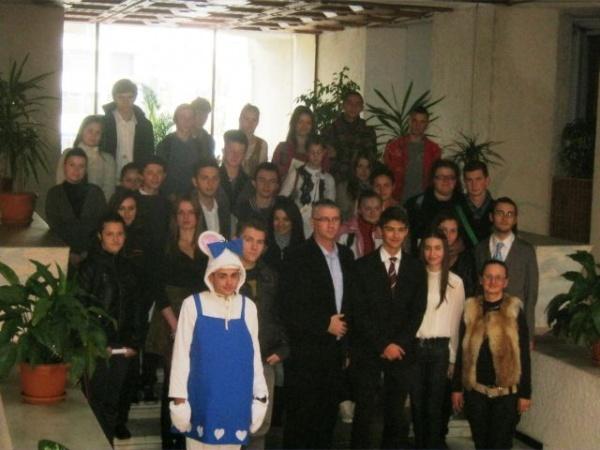 Consiliul Judetean al Elevilor  Satu Mare şi-a ales noua conducere