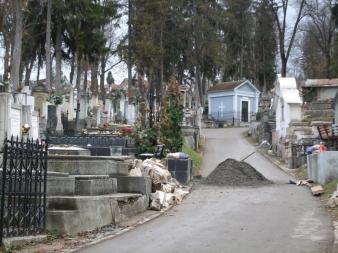 Cimitirul Central Cluj devine muzeul minorităţii maghiare