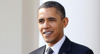 Barack Obama reales preşedinte al Statelor Unite