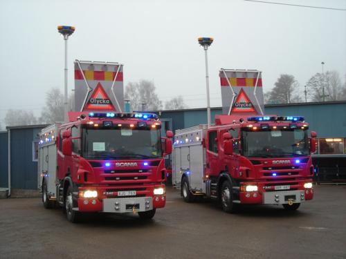 Autospeciale moderne  pentru pompierii sătmăreni