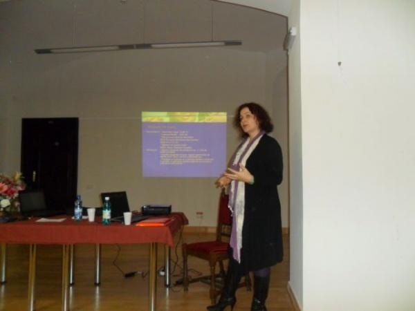 Seminar de informare despre copiii autişti