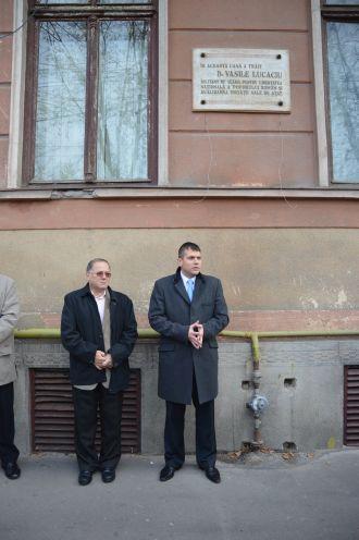 Casă Memorială  pentru Vasile Lucaciu