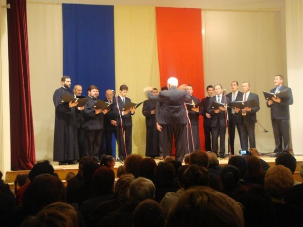 Concert de colinde la Biserica Ortodoxă  Sf. Dimitrie