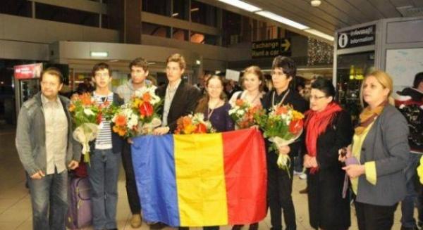 Ultima generație de olimpici a României