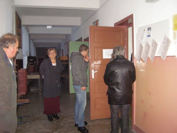 Alegeri Parlamentare: la Carei prezenţă de 33,24%