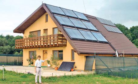 Ce înseamnă casa pasivă: Elimină inteligent consumul de energie