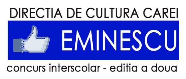 """Înscrieri pentru """"Îmi  place Eminescu!"""""""