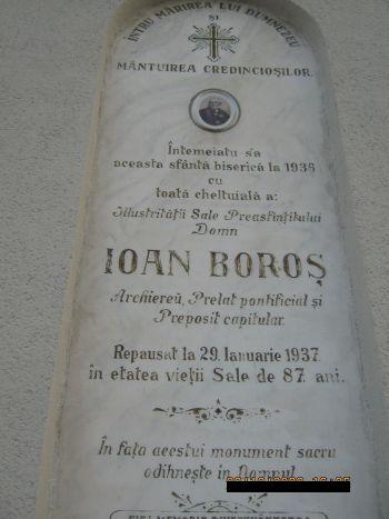 Calendar cultural al lunii ianuarie. 79 de ani de la trecerea la cele veşnice a istoricului şi teologului Ioan Boroş