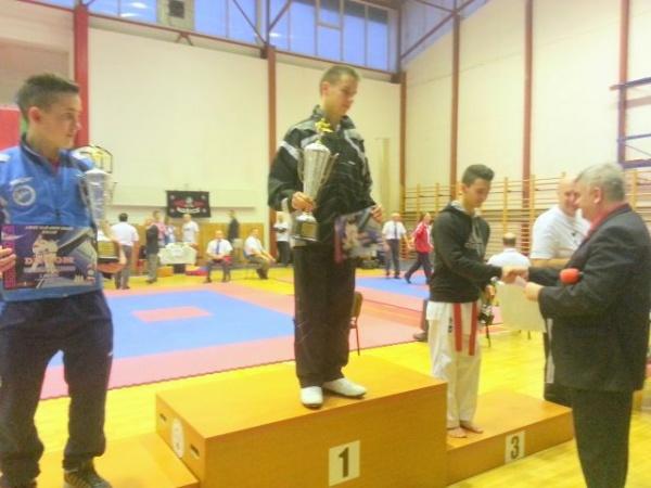 Karate:Bronz pentru careieni in Slovacia