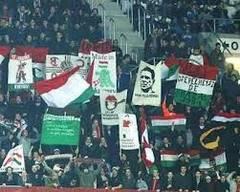 Meciul  Ungaria-România cu porţile închise