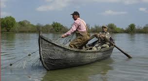 Taxele pentru pescuit comercial în Delta Dunării în 2013