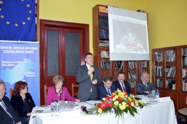 Premianţii Anului Editorial sătmărean 2012