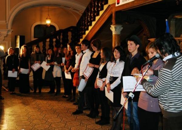 Concursul  Regional de recitări Eminescu la a VII-a ediție