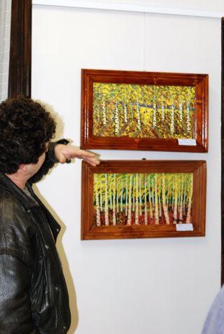 Pictorul careiean Bojani Ștefan