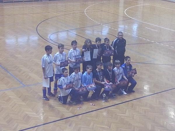 Fotbal: FC Kinder aduce trofeul de la Csenger