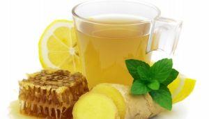 Beneficiile ceaiului  de ghimbir
