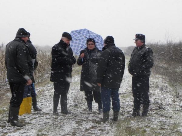 Prefectul  Avram a evaluat problemele generate de ploi şi topirea zăpezii în judeţul Satu Mare
