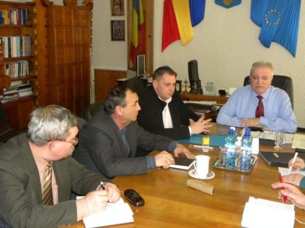 Constituire comisie de verificare a tuturor ocoalelor silvice  şi fondurilor de vânătoare din judeţul Satu Mare