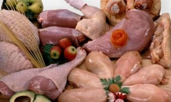Carne de pui infestată cu salmonella