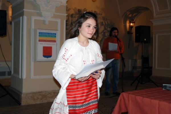 A cincea ediţie a concursului de recitări organizat cu ocazia Zilei Limbii Materne la Carei