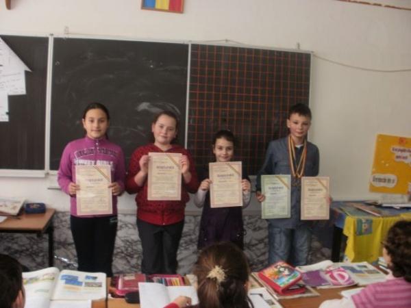 Rezultate remarcabile la Eurojunior pentru elevii de la Şcoala gimnazială nr.3