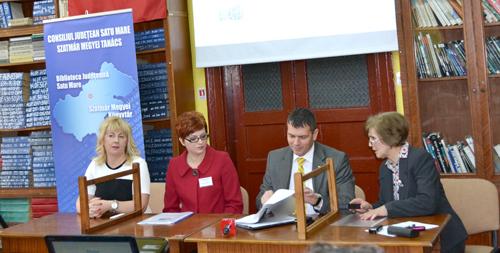 Bilanţ de activitate la Biblioteca Judeţeană