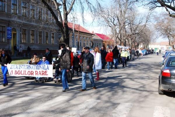 Careienii,solidari cu cei afectaţi  de bolile rare