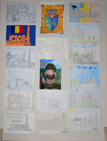 Concurs de desen cu ocazia Zilei de 25 Octombrie