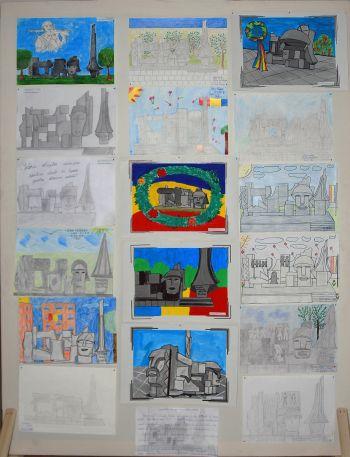 Concurs de poezie și desen de Ziua Armatei