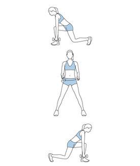 Dureri de spate? Exerciţii care le calmează instantaneu (Galerie foto)