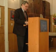 Paul-Jurger Porr, noul preşedinte al Forumului Democrat al Germanilor din România