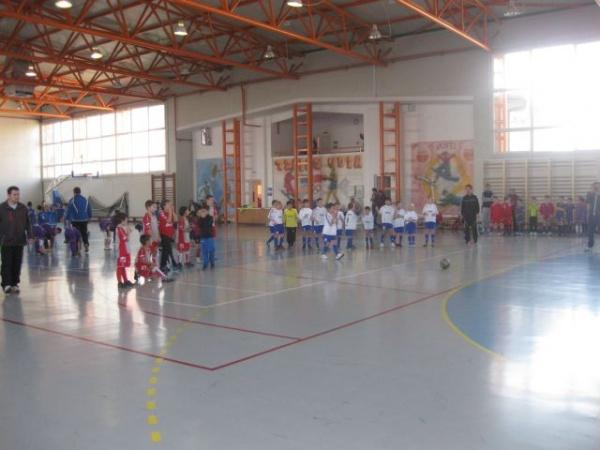Fotbal:a 5-a pozitie pentru FC Kinder Carei la Cupa Juniorul