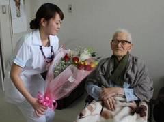 Cel mai bătrân om din lume a împlinit 116 ani