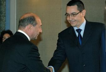 Capcana lui Băsescu pentru Ponta şi USL