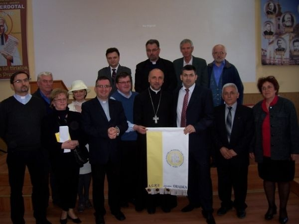 Adunarea Generală a Asociaţiei Generale a Românilor Uniţi AGRU Oradea