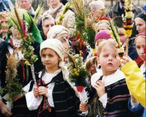 Obiceiuri şi tradiţii de Florii