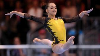 Larisa Iordache, medalie de aur la Cupa Mondială la gimnastică