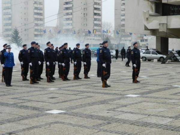 Jandarmi la datorie de Sărbători