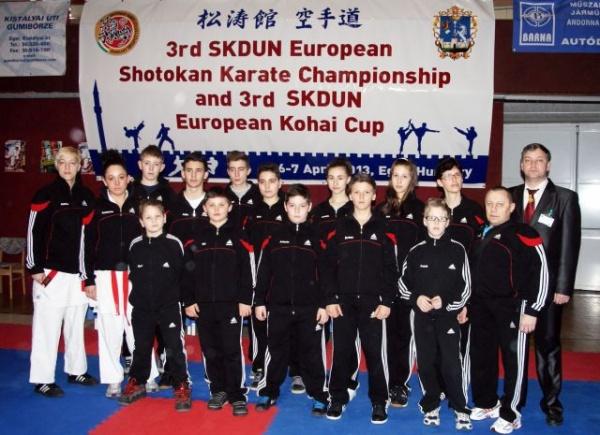 Karate: aur pentru careieni
