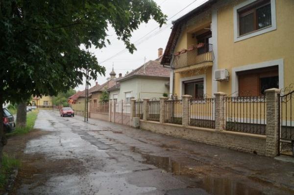 Fără canalizare pe strada Stadionului