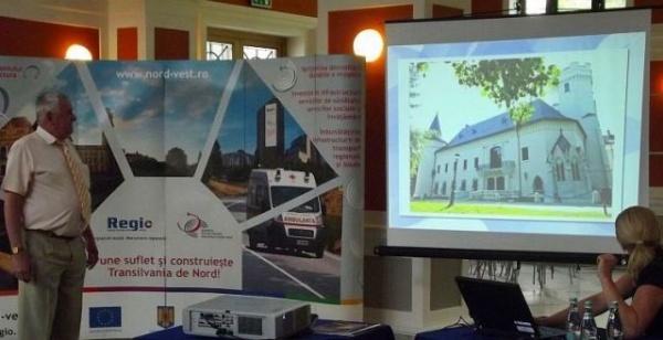 Proiecte careiene prezentate la Zilele REGIO TRANSILVANIA de Nord