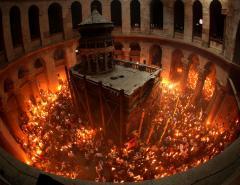 Lumina Sfântă de la Ierusalim ajunge si la Satu Mare