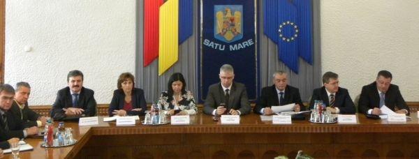 Judeţul Satu Mare găzduieşte exerciţiul privind  verificarea stadiului pregătirii economiei şi a teritoriului pentru apărare