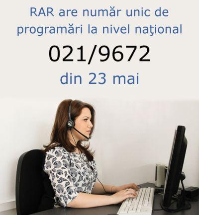 Programările la Registrul Auto Român