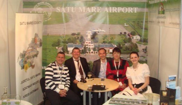Aeroportul Satu Mare la Routes Europe 2013