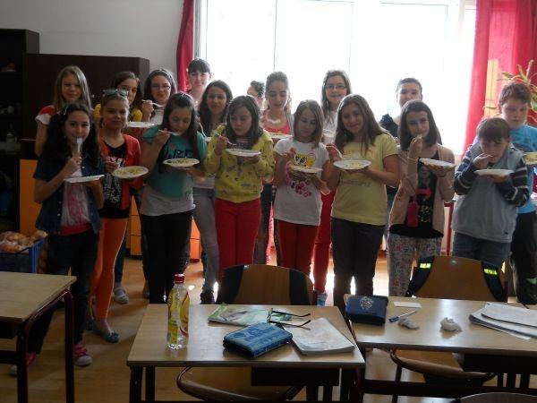 Educaţia pentru alimentaţia sănătoasă- promovată la Liceul Teoretic Carei