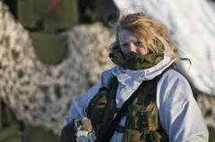Femeile, obligate să facă armata, in Norvegia